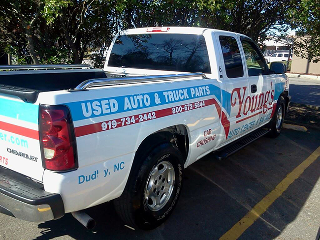 youngs-auto-center-delivery-truck