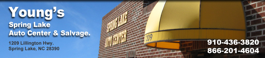 youngs-auto-parts-header-springlake-nc